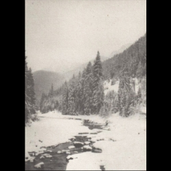 Paysage d'Hiver - Kristall & Isa A5