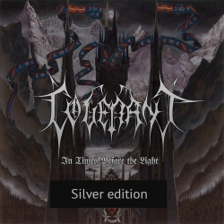 Covenant - In Times Before the Light LP Silver