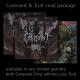 Ltd Package: Covenant - In Times Before the Light 2LP Silver + Black + Troll - Drep de Kristne LP black