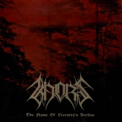 Khors - The Flame of Eternity's Decline First Press