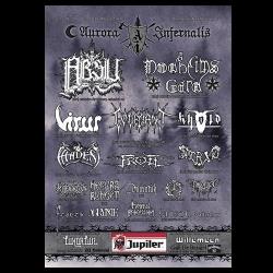 Aurora Infernalis festival poster part III