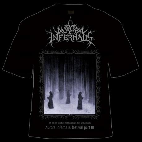 Aurora Infernalis Fest III shirt