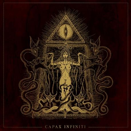 Hetroertzen / Dodsengel - Capax Infiniti LP
