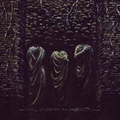Mortuus - Grape of the vine LP